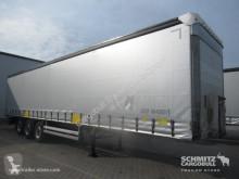 Félpótkocsi Schmitz Cargobull Curtainsider Standard Getränke használt függönyponyvaroló