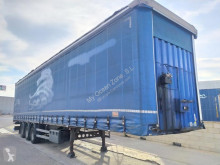 Lecitrailer 3E20 semi-trailer used tautliner