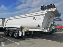 Stas tipper semi-trailer acier light 27m3