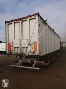 Trailer kipper graantransport Galtrailer Benne Cerealiere