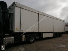 Stas moving floor semi-trailer fond mouvant