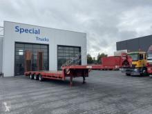 ES-GE 3-assige uitschuifbare semi dieplader met hydr. Kleppen (naloop gestuurd) semi-trailer used heavy equipment transport