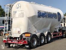 Kässbohrer 35 M3 SILO / BPW-ASSEN semi-trailer used tanker