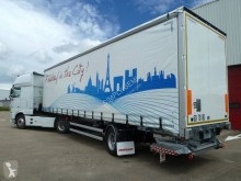Fruehauf city semi-trailer new tautliner