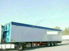 Legras moving floor semi-trailer WalkingfloorAufbau* 90m³