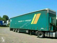 Semirremolque Schmitz Cargobull Pritsche/Plane*Hubdach*Mega lona corredera (tautliner) usado