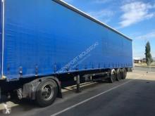 Yarı römork Schmitz Cargobull SPL sürgülü tenteler (plsc) ikinci el araç