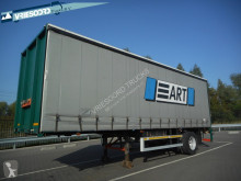 Pacton tautliner semi-trailer 1520 D-S.