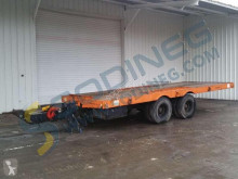 Nicolas SPB15 semi-trailer used heavy equipment transport