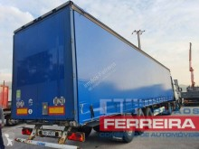 Krone SD L 785*03 semi-trailer used tautliner