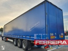 Krone SD L785*03 semi-trailer used tautliner