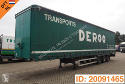 Lecitrailer Tautliner semi-trailer used tautliner