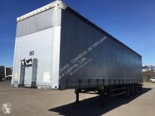 Semi remorque rideaux coulissants (plsc) fosses à bobines Schmitz Cargobull SCS