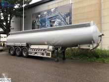 Semi remorque Merceron Fuel 37881 liter, 6 Compartments, Drum brakes citerne occasion