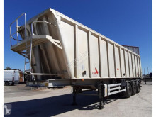 Stas Aluminium semi-trailer used cereal tipper