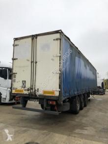 Titan Non spécifié semi-trailer used tautliner