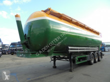 Feldbinder KIP 3 semi-trailer used tanker