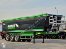 Semi remorque benne Schmitz Cargobull TIPPER 50 M3 /FLAP-DOORS / 2017 YEAR / PERFECT /