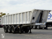 Benalu tipper semi-trailer TIPPER 25 M3 / WHOLE ALUMUNIUM/5400 KG/