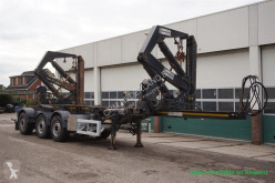 Semiremorca Hammar Side Loader 160HC / Multi Twistlocks / Extendable transport containere second-hand