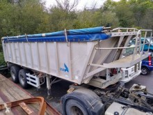 Stas construction dump semi-trailer Bs S2 SA233K