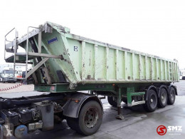 Trailor tipper semi-trailer Oplegger