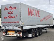 Sættevogn palletransport Fruehauf HUIF MET BORDEN