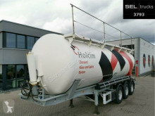 Feldbinder KIPPSILO / KIP 45/5940/A/2 / 45.000l semi-trailer used powder tanker