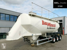 Полуремарке Feldbinder EUT 40/Sterzante/40.000l /Alu-Felgen /Lenkachse цистерна прахообразен втора употреба