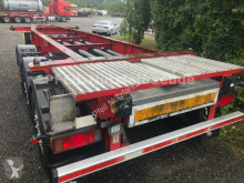 "Schmitz Cargobull chassis semi-trailer SCF24-20 Tank- ADR- 20""- ALU- LIFT- 3.500 Kg"