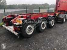 "Schmitz Cargobull chassis semi-trailer SCF24-20 Tank- ADR- 20""- ALU- LIFT- 3.400 Kg"