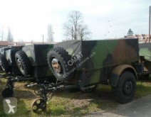 Lohr 1 TONNE semi-trailer used military