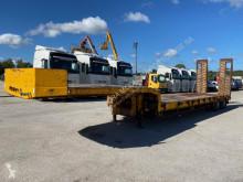 Náves náves na prepravu strojov Verem Semi reboque