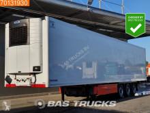 Krone mono temperature refrigerated semi-trailer Carrier Vector 1550 Doppelstock Palettenkasten Liftachse
