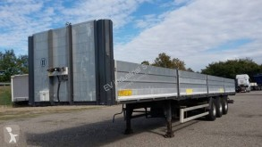 Viberti Cassonato semi-trailer used flatbed