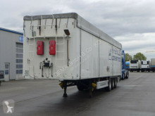Kraker trailers moving floor semi-trailer CF-200*Scheibenbremse*Liftachs