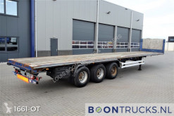 Van Hool S/00152 | 2x20-40ft TWISTLOCKS * HARDWOOD FLOOR semi-trailer used flatbed