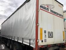Náves plachtový náves Fruehauf Pour export ou stockage