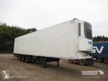 Semi remorque Schmitz Cargobull Tiefkühlkoffer Standard Doppelstock Ladebordwand isotherme occasion