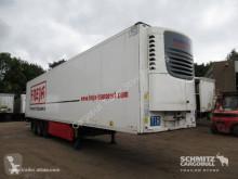 Yarı römork Schmitz Cargobull Tiefkühlkoffer Standard Doppelstock izoterm ikinci el araç