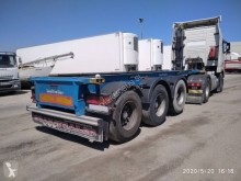 Lecitrailer konténerszállító félpótkocsi 20 pies