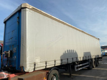 Lecitrailer 3 AS + SCHUIFDAK + LAADKLEP semi-trailer used tautliner