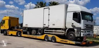 Semirimorchio trasporto macchinari Silver