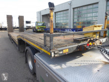 Tirsan Rampen, SAF, Trommerlbremse, ABS semi-trailer used heavy equipment transport