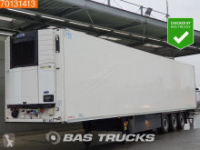 Schmitz Cargobull Bi-/Multitemp Tail Lift Vector 1950mt Dividing wall semi-trailer used mono temperature refrigerated