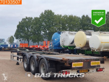 Semitrailer HFR SB240 2x20-1x30-1x40 Ft. containertransport begagnad