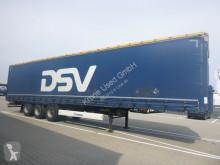 Trailer Krone SDP Schiebeplanen Sattelauflieger 27 eLB4-CT tweedehands met huifzeil
