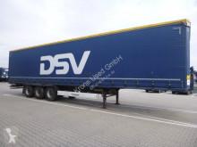 Krone tarp semi-trailer SDP Schiebeplanen Sattelauflieger 27 eLB4-CS