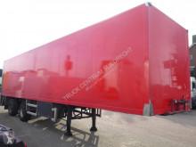 Floor FLO-12-18K1, hard wooden floor, Batterypack semi-trailer used