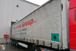 Krone SEMIRIMORCHIO, CENTINATO FRANCESE, 3 assi semi-trailer used tautliner